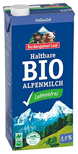 Berchtesgadener Land Latte Intero Uht Delattosato - 1L