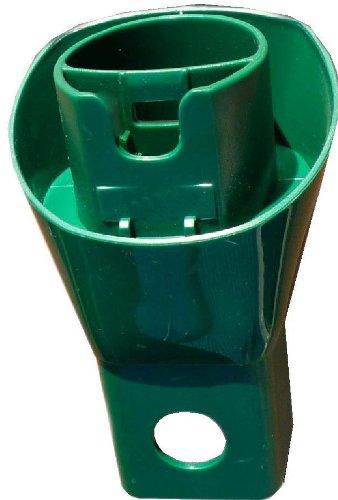 Mister vac A213 Adapter oval ohne Stromdurchführung geeignet Vorwerk Kobold 130, 131, 135, 136 Tiger 251, 252, 260