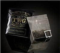 シンガポールの高級紅茶TWGシリーズROYAL (Darjeeling) ダージリン- (bulk box) バルクボックス 100ティーパック- 並行輸入品
