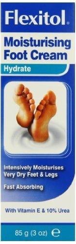 Flexitol Moisturising Foot Cream 85g by LADERMA HEALTH (UK) LTD