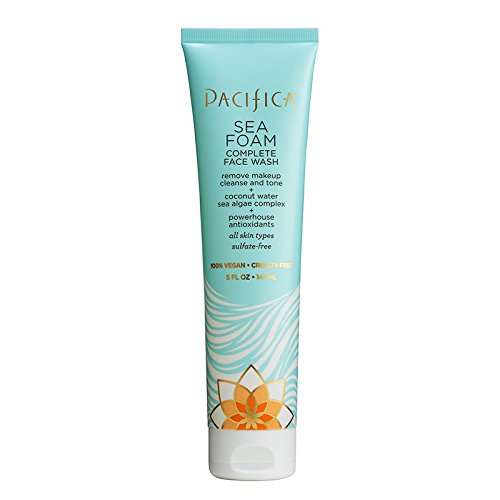 Pacifica Beauty Complete Face Wash, Fresh Coconut, 5 Fl Oz