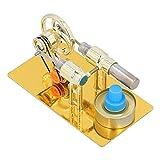 Motor Stirling, Modelo De Mini Motor, Juguete Educativo, Equipo De Experimentación Científica Con Operación Simple Para Material Didáctico, Reemplazo De Decoraciones Para Bricolaje.