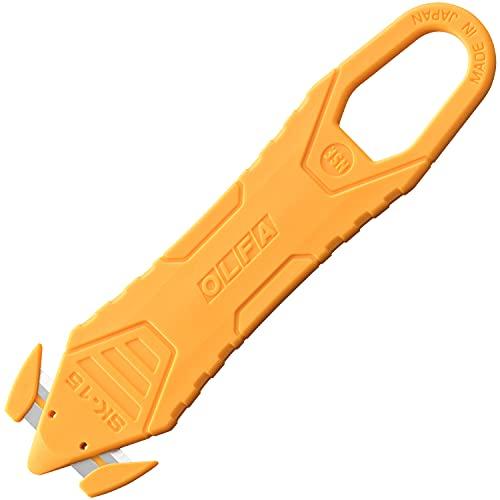 オルファ(OLFA) 開梱用カッター カイコーン 238B ステンレス刃 使い切りタイプ