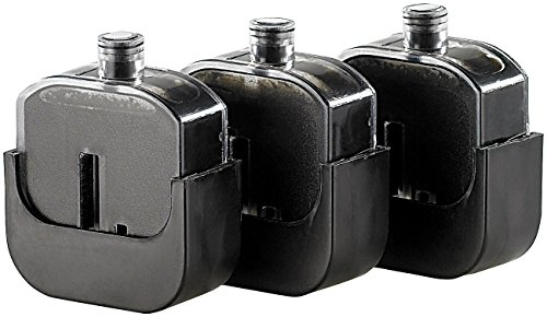 depósitos XL de Tinta de Recarga para Cartuchos de Tinta HPHP 301, 301 XL Negro, Tinta