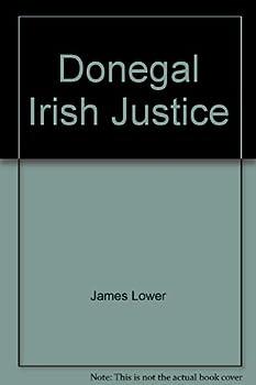 Paperback Donegal Irish Justice Book