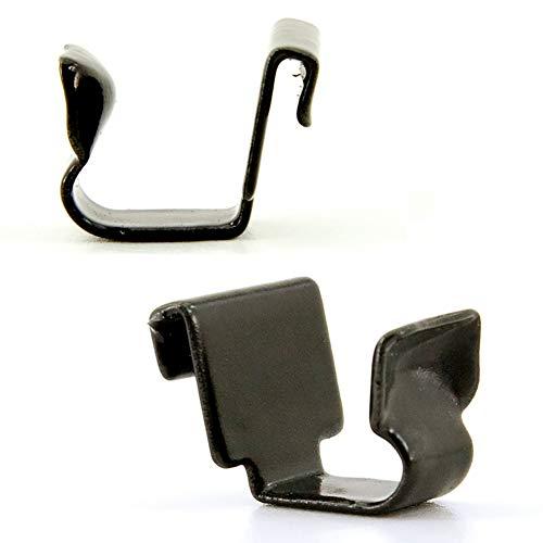 Car CL-M05 Shades PV CLM05 Metallclip Tür 10mm (Hakenmodel)