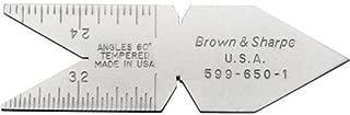 Brown & Sharpe 599-650-1 Center Gage