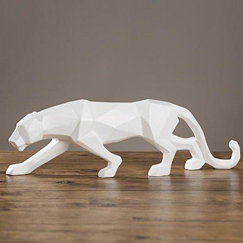 GSHWJS Adornos Creativos Geométricos, Multifacéticos, Poligonales, Origami Poligonal, Decoración Simple De La Sala Adornos (Color : White)