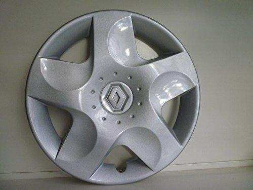 R.Vi.Autoaccessoires Srl Set 4 wieldoppen Renault New Twingo vanaf 2007 R 14