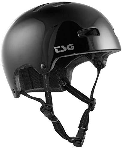 TSG Kids BMX/Dirt Helm Nipper Maxi Schwarz Gr. XXS/XS