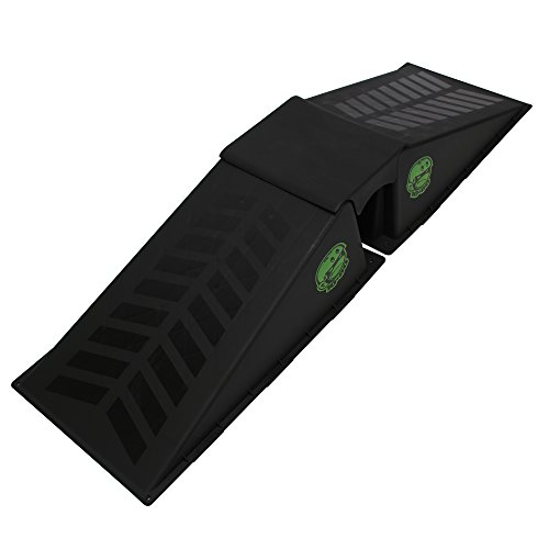 Ten Eighty Micro Flybox Launch Ramp Set , Black