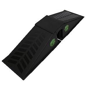 Ten Eighty Micro Flybox Launch Ramp Set , Black