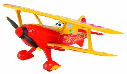 Mattel - Planes Diecast Cars Chinese Racer, Farbe Sun Wing, BDB87
