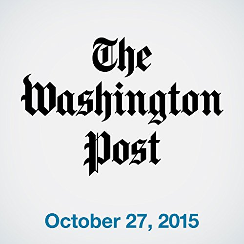 Top Stories Daily from The Washington Post, October 27, 2015 copertina