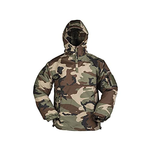 Mil-Tec Coupe-Vent Camouflage - Taille XL