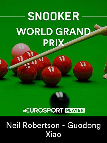 Snooker: World Grand Prix in Cheltenham (GBR) - Tag 2