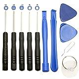 Kits de reparación de teléfonos móviles 11pcs / set Celulares de apertura Kit de herramientas de la pantalla palanca de reparación profesional del teléfono móvil de herramientas del destornillador