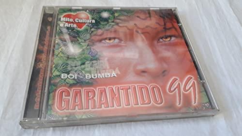 Cd Garantido 99 - Boi Bumbá - Mito Cultura E Arte