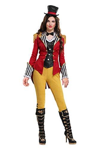 Fun Costumes Ravishing Ringmaster Womens Plus Size Fancy Dress Costume 2X