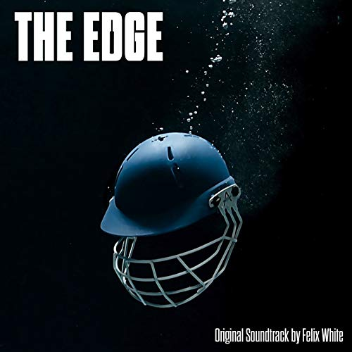 The Edge (Cricket Ball Red Vinyl Lp) [Vinyl LP]