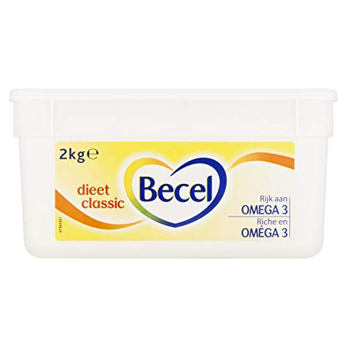 Becel Margarine classic 2 Kilo backen