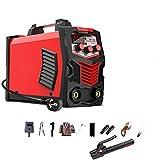 Saldatrice Per Ferro,220-380V Saldatrice Mano elettronica con 20-250 amp reali molto compa...