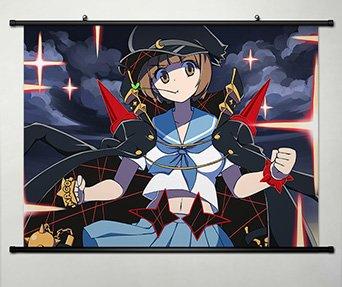 KILL la KILL Home Decor Anime Cosplay Wall Scroll Poster Mako Mankanshoku 23.6 X 17.7 Inches-104S