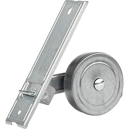 Schellenberg 50000 Einlasswickler Maxi für Rollladengurte mit 23 mm Breite und 5,6 m Länge, Lochabstand 13,5 cm, Rolladengurt aufwicklen Unterputz