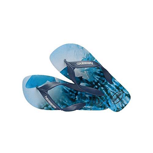 Chinelo Surf, Havaianas, Masculino, Azul Índigo, 41/42