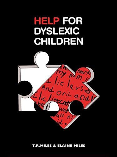 Help for Dyslexic Children (English Edition)