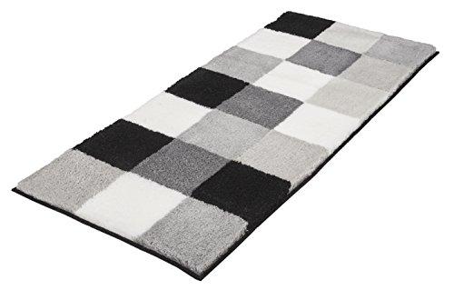 Kleine Wolke textielvereniging 5426926534 badmat polyacryl, 80 x 150 cm, zwart