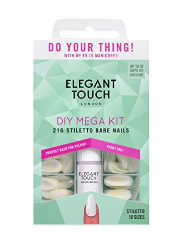 Elegant Touch Totalmente Bare Bumper Kit, Stiletto