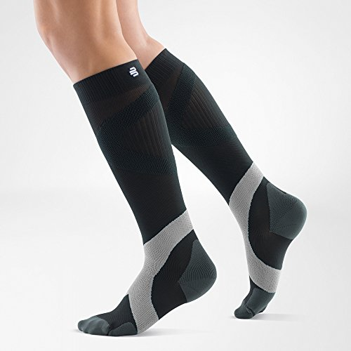 Sports Compression socks ball&racket 15-20mmHG,M long,St/Po