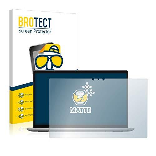 BROTECT Entspiegelungs-Schutzfolie kompatibel mit Dell Inspiron 13 7306 Bildschirmschutz-Folie Matt, Anti-Reflex, Anti-Fingerprint