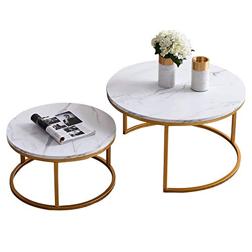 TITLE_UNIE Modern Nesting Coffee Table Set