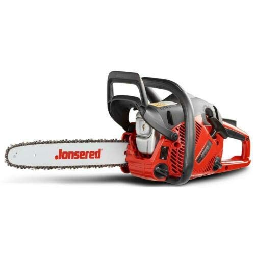 Jonsered New 20' Chainsaw CS 2255 Clean Power Engine 55.5CC Quick Adjust