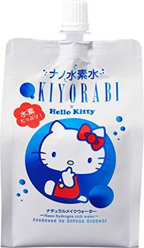 スマートマットライト ハローキティのナノ水素水KIYORABI300ml(12本入り)