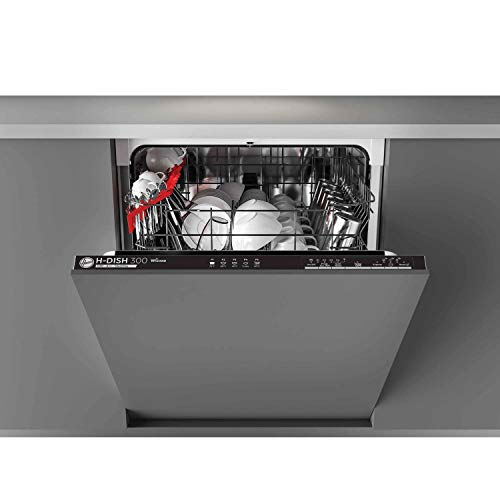 Hoover HRIN2L360PB H-Dish 300 Wi-Fi Connected 13 Place Fully Integrated Dishwasher