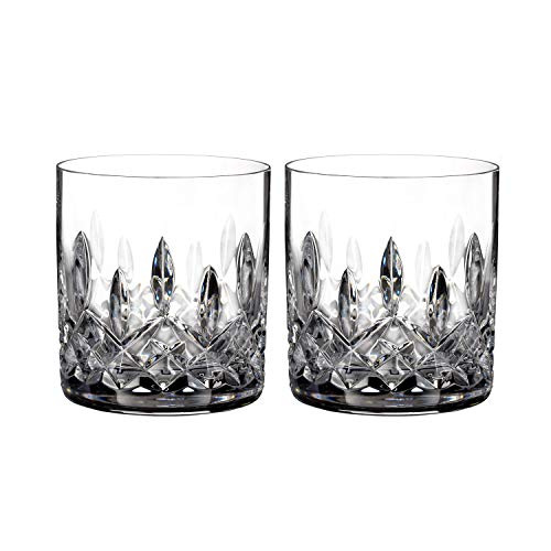 Waterford 40003430 Lismore Straight Sided Tumbler, S/2, Clear