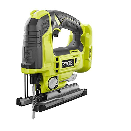RYOBI P524 18-Volt ONE+ 3,000 SPM Cordless Brushless Jig Saw with LED light (Tool Only) (Non-Retail Packaging)