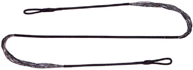 Triple Trophy Dacron Bowstring 16St Black 34