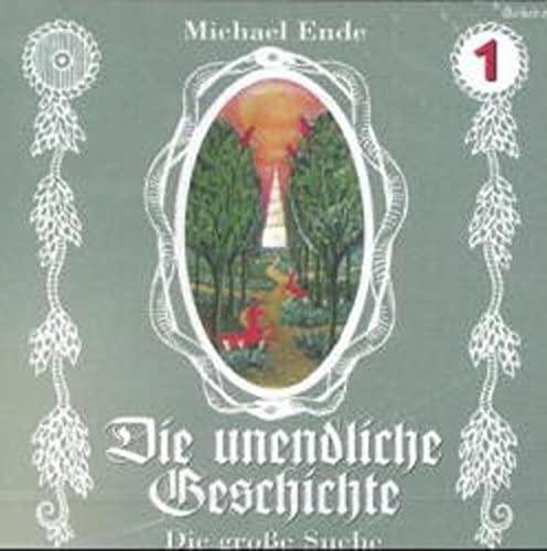 Die unendliche Geschichte Folge 1. Die große Suche (Die unendliche Geschichte - CDs)