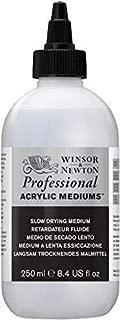 Winsor & Newton Professional Acrylic Slow Drying Medium, 250ml