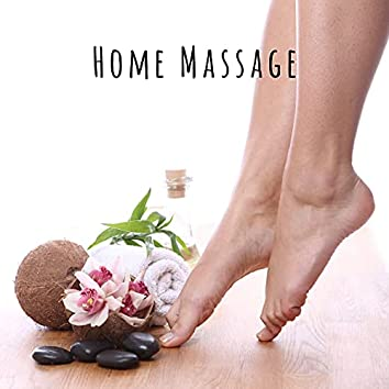 Home Massage - Quiet Moments, Calm Down, Deep Relaxation, Skin Treatment