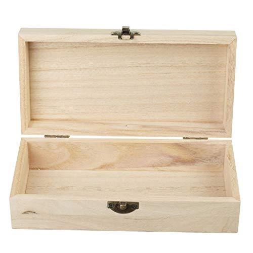 XZJJZ Caja de Madera para cigarros Caja de humidificador de Viaje Cajas de cigarros Retro Caja de Almacenamiento portátil Contenedor Caja de Regalo Accesorios para Fumar