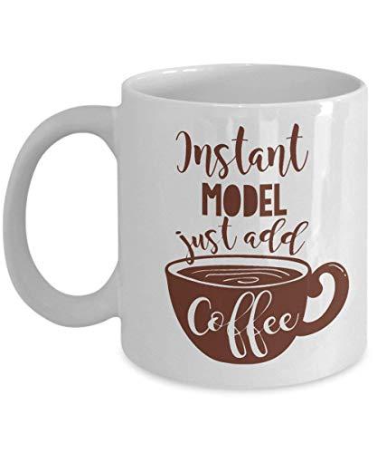 N\A Taza de Regalo de café y té Modelo instantáneo para Modelos de Negocios de Moda para Hombres y Mujeres