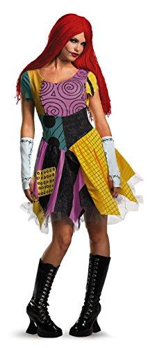 Disguise Women's Sassy Sally Costume, Multi, Medium (8-10)