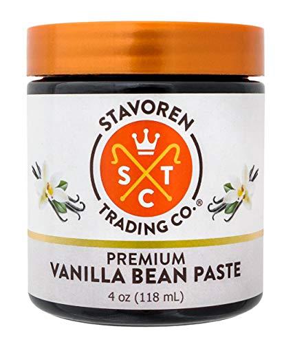 Stavoren Trading Co. - Premium Vanilla Bean Paste - 4oz. - Baking, Cooking, and Desserts