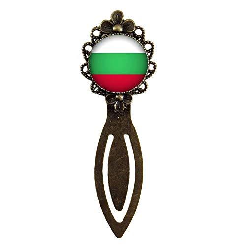 Xubu Bladwijzers voor Lezen Liefhebbers,Bulgaarse Vlag Bladwijzers,Nationale Vlag Bladwijzers