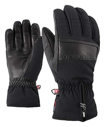 Ziener Erwachsene GOLOSO PR glove ski alpine Ski-Handschuhe, black, 9 (L)